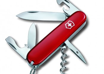 Victorinox Spartan Zakmes 12 Functies + Riemhoes