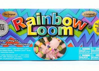 Rainbow Loom (armbandjes/ringen maken)