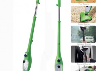 5 in 1 Steam Cleaner, t.w.v. € 79,95
