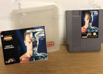 Terminator 2 Judgement Day NES Game
