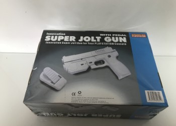Super Jolt Gun with pedal