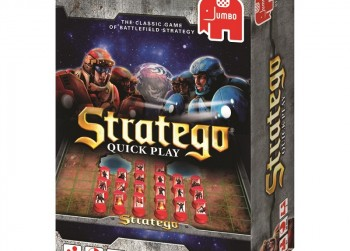 Jumbo Stratego Scifi Quickplay