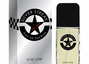 Silver Streak edp 80 ml voor heren