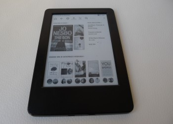 Amazon Kindle Paperwhite WiFi 4gb, model WP630W