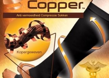 Compressiekousen (maat S/M)