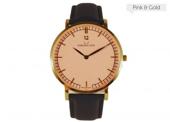 Karlson Laith Origin  Pink Gold Horloge