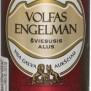 2x24 blikken Volfas Engelman Bier, 1/2ltr. LAATSTE