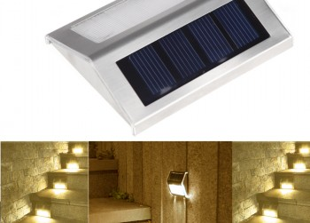 Solar Step Light