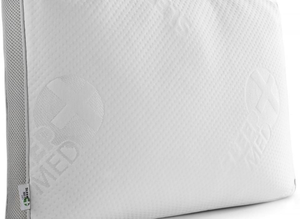Memory Foam Kussen : Memory foam kussen met d ventilatieband deluxe jouwveilingen