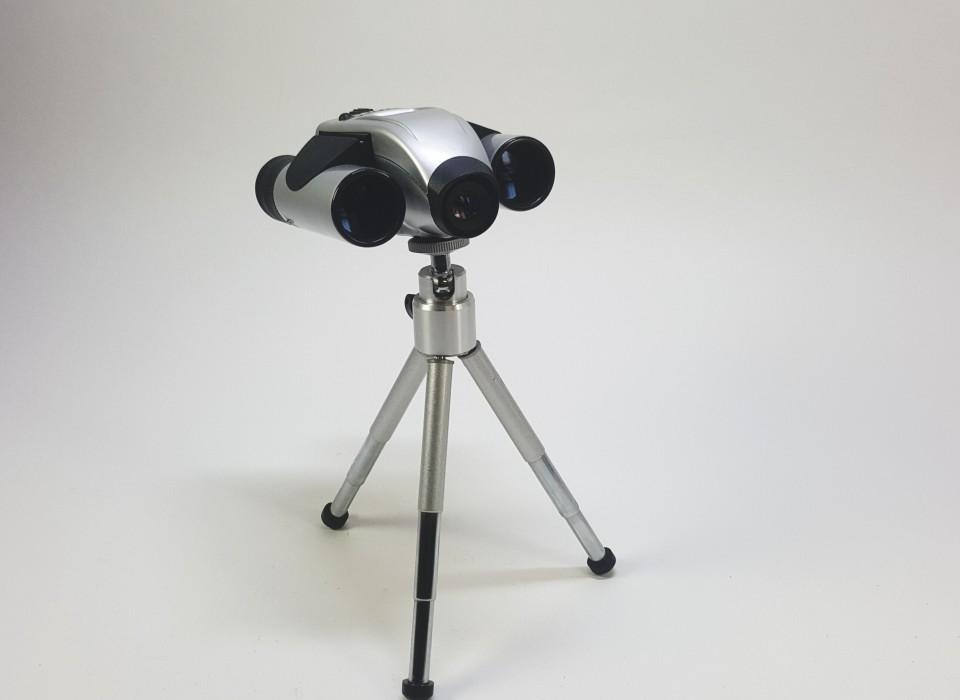 Verbazingwekkend Luxon Verrekijker met Camera incl. Statief | JouwVeilingen.nl webshop SV-45