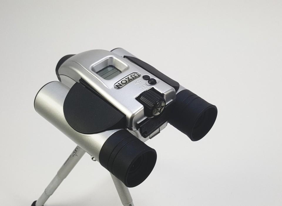 Spiksplinternieuw Luxon Verrekijker met Camera incl. Statief | JouwVeilingen.nl webshop XR-12