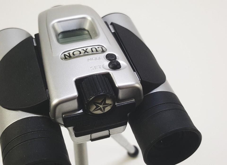 Hedendaags Luxon Verrekijker met Camera incl. Statief | JouwVeilingen.nl webshop IC-04