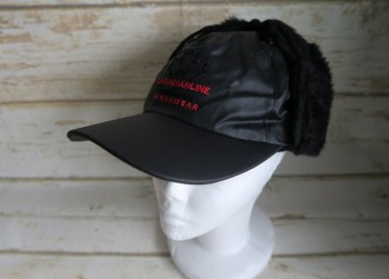 CanadianLine Canadese Winter Cap met Oorwarmers