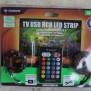 TV USB RGB LED Srtip 2 x 50 cm. met AB