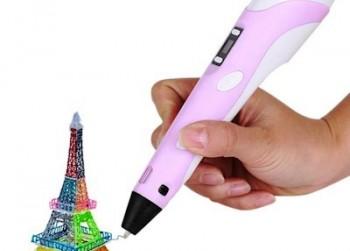 3D Pen met starterskit | Roze |