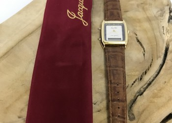 Horloge van Jacques Belro,