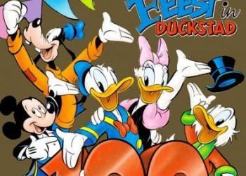 Donald Duck Pocket 100, Feest in Duckstad