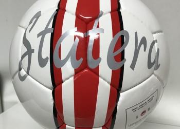 Lederen Voetbal, Statera, t.w.v. € 85,00