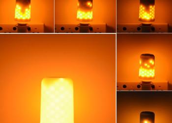 Vlam lamp