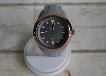 Tutti Milano TM600GY-ST Horloge Grijs #2