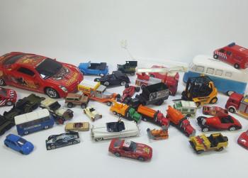 Partij Diverse Modelauto's (56)