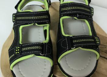 Kinder sandalen, Khaki, (Mikelo), Maat 31