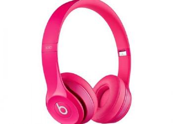 Beats by Dre hoofdtelefoon Solo2 Roze