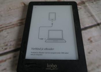 E-reader Kobo Glo N613 Zwart