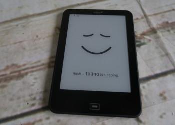 """E-reader Tolino Vision 4 HD 6"""" 8GB Wifi"""