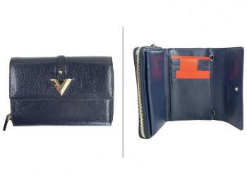 Valentino Zwarte Dames Handtas / Portemonnee Zwart