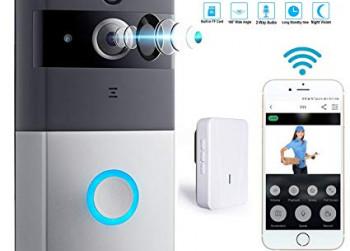 €99.99 Wifi deurbel Camera + ontvanger