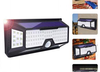 136 Solar Led Lamp Met sensor - TWV 40 euro