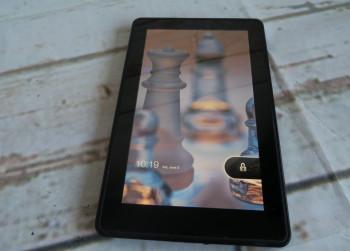 Amazon Kindle Fire 8 GB Black DO1400