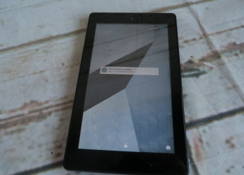 "Tablet Amazon Kindle Fire 7"" display 8 GB SR043KL"