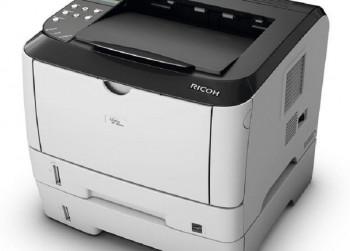 Ricoh Aficio SP 3500N Zwart-wit A4 laserprinter