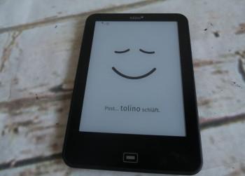 """E-reader Tolino Vision 3 HD 6"""" 4GB Wifi"""