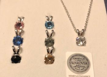 €99.99 Ketting met Swarovski Crystals