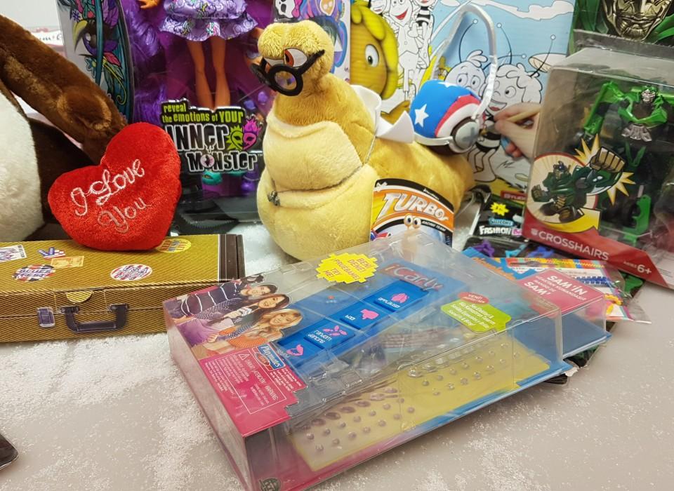 Merk )Speelgoed Pakket 6 twv ruim 100 euro | JouwVeilingen