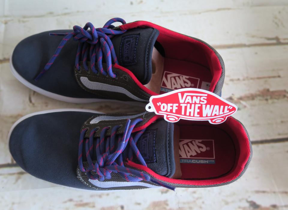 6f71ebb9390 Vans Iso 1.5 Ballistic Sneaker Blauw Schoenen M 43 | JouwVeilingen ...