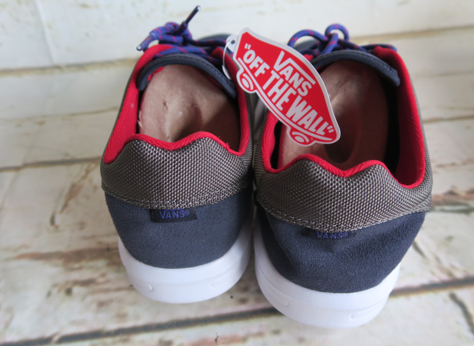 dbf79397635 PRODUCT VERLOPEN · PRODUCT VERLOPEN · PRODUCT VERLOPEN · PRODUCT VERLOPEN.  Next. Vans Iso 1.5 Ballistic Sneaker Blauw Schoenen M 43