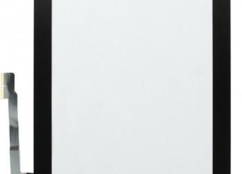 iPad 3 of 4 scherm digitizer touchscreen Zwart