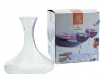 Glazen wijndecanter TWV € 39,99