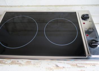 MGH Inbouw Kookplaat Elektrisch Verglaasd Keramiek