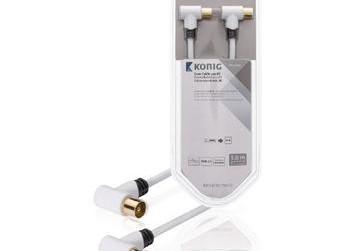 König: Coax kabel 100 dB coax