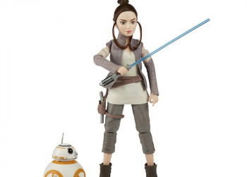 Hasbro Disney Star Wars: Rey of Jakku Bruin 26 cm
