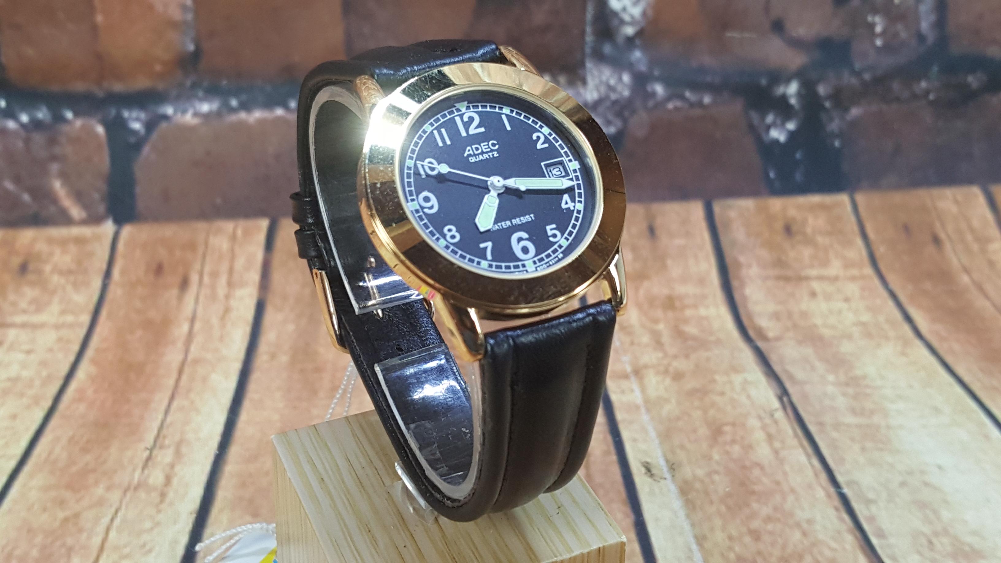 €60, > Adec Horloge (by Citizen) model 2 #NIEUW#