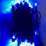 Tronix kerstverlichting snoer 100  blauwe leds