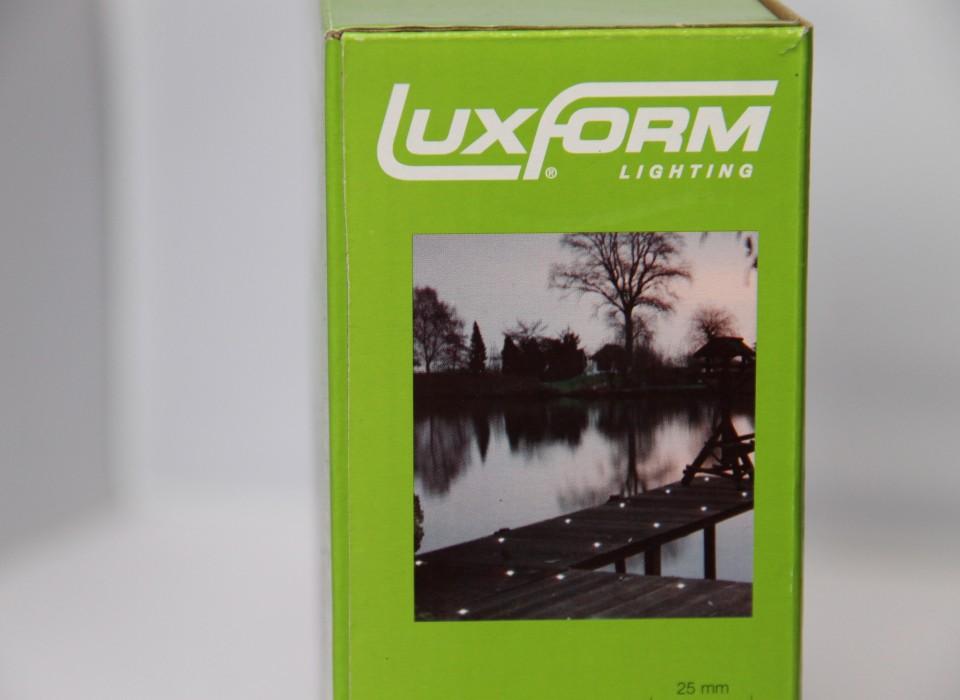 Solar Inbouwspots Tuin : Luxform solar buiten inbouwspots jouwveilingen webshop