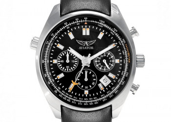 Aviator AVW5839G1 Men's Pilot Watch