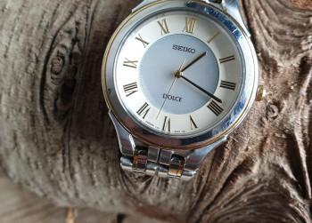 Horloge Seiko Dolce Quartz Formal Dress Watch